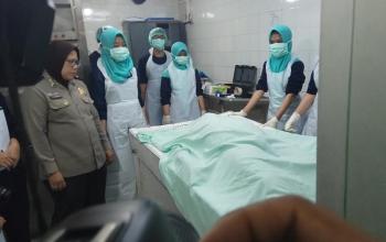Polisi di Bengkalis Ditembak Mati Bawa 7 Kilogram Sabu