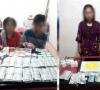 Pasangan Suami - Istri dan Seorang IRT di Siak Dibekuk Polisi, Ribuan Butir Obat yang Dijual Tanpa Izin Disita