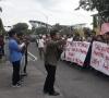 Diduga bermain mata, Polda Riau didemo mahasiswa terkait kasus Sari Antoni