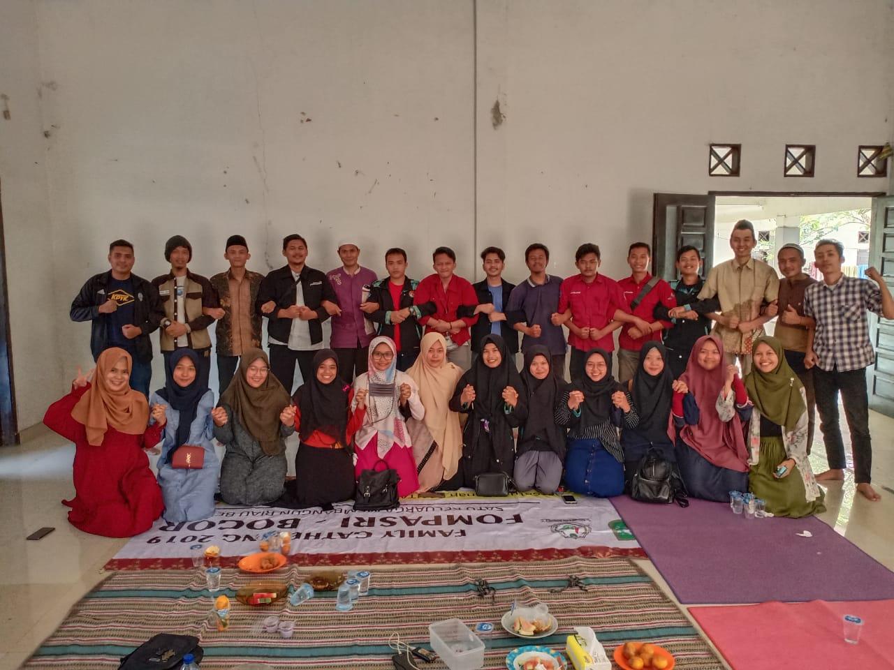 Fompasri Bogor Gelar Doa Bersama untuk Kabut Asap di Riau, Jambi dan Kalimantan