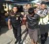 Curi Motor di Area Parkiran Pasar Ibuah, Residivis Babak Belur 'Dihajar' Massa