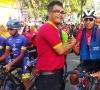 Sekretaris Daerah (Sekda) Kota Payakumbuh, Rida Ananda Lepas Pembalap Tour De Singkarak Etape V