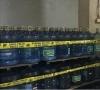 Pabrik Air Mineral Kemasan SMS DiSegel Polisi, Ini Alasanya