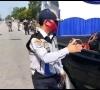 PSBB RIAU Ratusan kendaraan putar balik di 5 titik perbatasan Riau