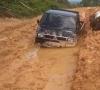 Didampingi Anggota DPR-RI, Rombongan Bupati Bergerak Menuju Nagari Galugua