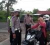 Turun ke Jalan,  Polres 50 Kota Tindak 8 Pengendara Motor Dan 23 Pelanggar Prokes