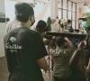Tim 7 Kota Payakumbuh Razia Ke Lokasi Usaha Dan Kafe-Kafe, 5 Bayar Denda Karena Melanggar Prokes