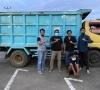 Curi Sawit Milik PTPN VI Sebanyak 1,5 Ton di Kecamatan Pangkalan, Warga Gunuang Malintang Ditangkap