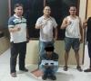 Polsek Pangkalan Berhasil Amankan Pelaku Pencuri Handphone dan Uang