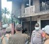 Kebakaran Hebat di Pasar Baruah Gunuang, Begini Kata Kapolsek Suliki