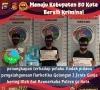 Satuan Reserse Narkoba Polres 50 Kota Tangkap 3 Pelaku Narkoba