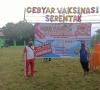 Sukseskan Gerakan Sejuta Vaksin Peringati Hari Bhayangkara Ke 75, Polsek Pangkalan Gelar Vaksinasi Massal