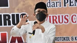 Lepas dari PPKM Level 4, Kota Padang Diwajibkan Kejar Capaian Vaksinasi