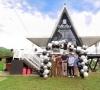 One Sky Cafe Viral Di Payakumbuh, Diresmikan Wako Riza Falepi