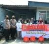 Lagi, Alumni Akpol 92 Serahkan Bansos untuk Masyarakat