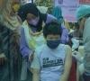 Kota Sawahlunto Mulai Vaksin Covid - 19 Untuk Anak Berkebutuhan Khusus