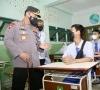 Tinjau Serbuan Vaksin di Kalbar, Kapolri Tekankan Penguatan Prokes dan Percepatan Vaksinasi