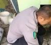 Aipda Anton Mawardi.S.Kep, Anggota PS Paur Kes Polres 50 Kota Bikin Inovasi Kompor Berbahan Bakar Oli